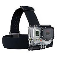 お買い得  スポーツカメラ & GoPro 用アクセサリー-ヘッドストラップ アクセサリー 接着剤 ストラップ 取付方法 高品質 ために アクションカメラ Gopro 5 Gopro 4 Black Gopro 4 Session Gopro 4 Silver Gopro 4 Gopro 3 Gopro 2 Sport DV