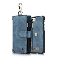 Назначение iPhone 8 iPhone 8 Plus iPhone 7 iPhone 7 Plus iPhone 6 Чехлы панели Бумажник для карт Кошелек Защита от удара Чехол Кейс для
