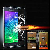 ultieme schokdemping screen protector voor de Samsung Galaxy a5 (3 stuks)