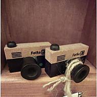 billige -vintage kamera mønster tre stempel (tilfeldige farger)