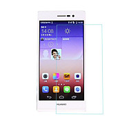 お買い得  スクリーンプロテクター-スクリーンプロテクター のために Huawei Huawei P7 PET 1枚 超薄型