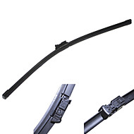 """cheap Pedals-Size 14 """" 16"""" 17"""" 18"""" 19"""" 20"""" 21"""" 22"""" 24"""" 26"""" Premium Universal  Frameless Rubber Wiper Blade for Cars"""