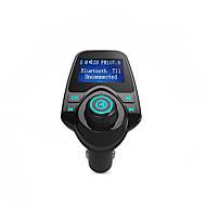 Bluetooth FM-передатчик Поддержка карт TF, диск u, автомобильное зарядное устройство