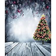 joulu tausta kuva studio valokuvaus taustoja 5x7ft