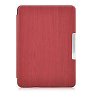 abordables Accesorios para Kindle-Funda Para Amazon Funda de Cuerpo Entero Casos Tablet Color sólido Dura Cuero de PU para