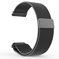 cheap Smartwatch Accessories-Watch Band for Pebble Time Pebble Time Steel Pebble Time 2 Pebble Milanese Loop Stainless Steel Wrist Strap