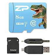 ZP 8GB MicroSD Class 10 80 Other Višestruki u jednom čitač kartica čitač Micro SD kartice SD čitač kartica ZP-1 USB 2.0