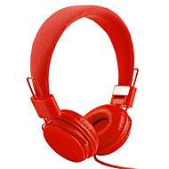 levne -EP05 Na uchu / Čelenka Kabel Sluchátka Vyvážená armatura Plastický Cestování a zábava Sluchátko Izolace proti hluku / s mikrofonem Sluchátka