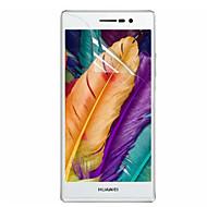 tanie Folie ochronne-Ekran o wysokiej rozdzielczości dla Huawei Ascend ochraniacz p7 (3 szt)
