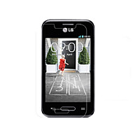 High Transparency HD LCD Screen Protector for LG L40 (3 Pieces)