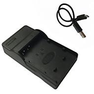 blh7e micro caricatore mobile della batteria della fotocamera USB per Panasonic DMW-blh7 blh7e GM5 DMC-GF7 GM1