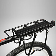 cheap Cycling & Bike Accessories-Bike Cargo Rack / Rear Rack Max Load 50 kg Adjustable / Easy to Install Aluminium Alloy Mountain Bike / MTB - Black