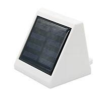 2LED Solar Fence Lights  Solar Wall Lamps for Garden Decorative