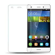 お買い得  スクリーンプロテクター-スクリーンプロテクター Huawei のために Huawei P8 Lite 強化ガラス 1枚 ハイディフィニション(HD)