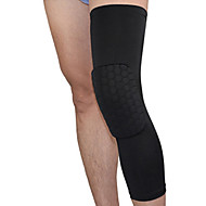 Knee Brace for Basketball Fitness Badminton Running Unisex Adjustable Breathable Compression Stretchy Professional Sports Outdoor