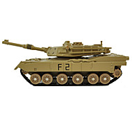 cheap Leisure Hobbies-Pull Back Vehicle Military Vehicle Tank Harp Classic Novelty Classic & Timeless Boys' Girls' Toy Gift