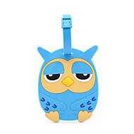 preiswerte Alles fürs Reisen-Gepäckanhänger Verlust-Melder Koffer Accessoires für Verlust-Melder Koffer Accessoires Grau Blau Rosa 1 # 2 #