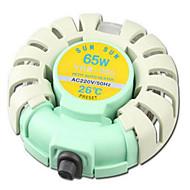 أحواض السمك سخانات غير سام و بدون طعم 65W220V