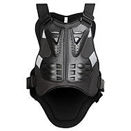 WOSAWE Motorcycles Motocross Chest Protector Armour Vest Racing Protective Body-Guard Armor PE Guards Race Back Support
