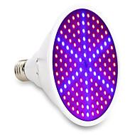 halpa Kasvivalaisimet-1kpl 15W 1000lm E26 / E27 Kasvava hehkulamppu 126 LED-helmet SMD 5730 Koristeltu Sininen Punainen 85-265V