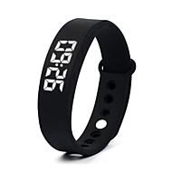 DMDG W55 Inteligentna bransoletka Inteligentny zegarek Opaski na nadgarstekWodoszczelny Długi czas czuwania Spalone kalorie Krokomierze