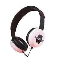 KEEKA Y-1 Kuulokkeet (panta)ForMedia player/ tabletti Matkapuhelin TietokoneWithMikrofonilla DJ Äänenvoimakkuuden säätö FM-radio Gaming