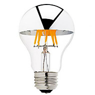 cheap LED Filament Bulbs-ONDENN 1pc 5W 500-550 lm B22 E26/E27 LED Filament Bulbs G60 6 leds COB Dimmable Warm White AC 220-240V AC 110-130V