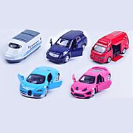 Vehicle speelsets Speelgoedauto's Racewagen Politieauto Speeltjes Automatisch Metaallegering Metaal Klassiek & Tijdloos Chic & Modern