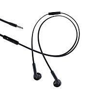 スマートフォン/音楽プレーヤーのためのリモートとマイクワイヤー制御ヘッドセットとjowayのhp25インイヤーイヤホン3.5ミリメートルインタフェース