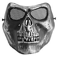 Solunum Maskesi Doğa Yürüyüşü Kamp Taktik Dayanıklı Koruyucu maden Siyah