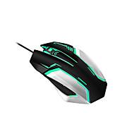 preiswerte Mäuse-310 Mit Kabel Gaming Mouse DPI Adjustable Hinterleuchtet 800/1600/2400/3200