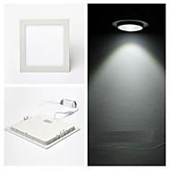 Tavan Işıkları Panel Işıkları Gömme Uyumlu 60 led SMD 2835 Serin Beyaz 900lm 6000-6500K AC 85-265V