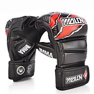 Bokszakhandschoenen Professionele bokshandschoenen Trainingsbokshandschoenen Worstel MMA-handschoenen Stoothandschoenen voor Martial art