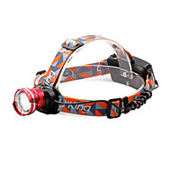 U'King Headlamps Headlight 2000 lm 3 9 Mode Cree XM-L T6 Zoomable Adjustable Focus Compact Size Easy Carrying High Power Multifunction