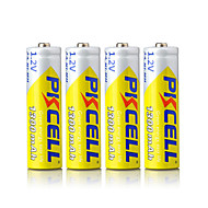 pkcell akumulatory aa 1300mAh 1.2V baterii NiMH 4 szt