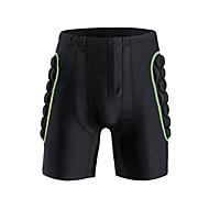 Gevoerde wielrenshorts Heren Fietsen Gewatteerde shorts Ademend Anatomisch ontwerp Spandex 100% PolyesterSkaten Fietsen/Fietsen