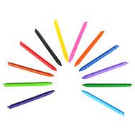 12 colores creyones 1 juego de 12 piezas