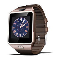 dz09 Touchscreen intelligenten Smart-Uhr-Telefon paaren für iphone ios Samsung Android-