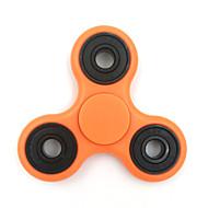 お買い得  おもちゃ & ホビーアクセサリー-ハンドスピナー おもちゃ ストレスや不安の救済 オフィスデスクのおもちゃ ADD、ADHD、不安、自閉症を和らげる ABS 1 小品 ギフト