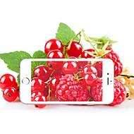 Недорогие Модные популярные товары-Защитная плёнка для экрана Apple для iPhone 6s iPhone 6 Закаленное стекло 1 ед. Защитная пленка на всё устройство Ультратонкий 2.5D