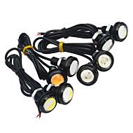 お買い得  -JIAWEN 2pcs 車載 電球 1.5W COB LED 外部照明 / テールライト / 昼間走行灯