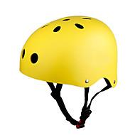 preiswerte -KUYOU Schützende Helme für Scooter, Skateboard & Roller Kinder Helm ASTM Bestätigung Luftdurchlässig Verstellbar One Piece Berg Schützend