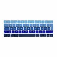 halpa -xskn® eurooppalainen espanjalainen kaltevuus silikoninäppäimistö ihon ja touchbar suojelija 2016 uusin MacBook Pro 13,3 / 15,4 Touch bar