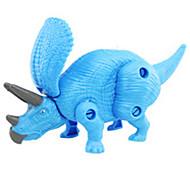 cheap Toys & Hobbies-Dragon & Dinosaur Toy Model Building Kit Toys Dinosaur Figures Tyrannosaurus Jurassic Dinosaur Triceratops Dinosaur Tyrannosaurus Rex