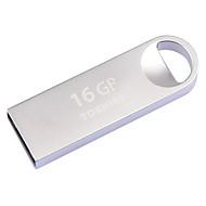 Toshiba u401 32GB USB 2.0-muistitikku metalli THN-u401s0320u4