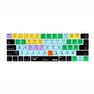 halpa -xskn® innokas Pro Tools pikakuvake silikoninäppäimistö iholla 2016 uusi MacBook Pro 13,3 / 15,4 kosketusnäytöllä baari verkkokalvon (us /