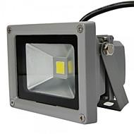 お買い得  -HKV 10W LEDフラッドライト 調整可 取り付けやすい 防水 屋外照明 ガレージ/車庫 物置/倉庫 温白色 クールホワイト ナチュラルホワイト AC85-265V