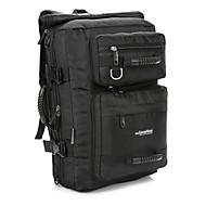 50 L Laptop Pack Reise Duffel Bag ryggsekk Jakt Klatring Fritidssport Sykling/Sykkel Camping & Fjellvandring Reise Skole Vanntett