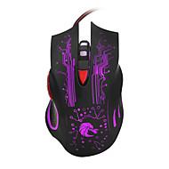 usbの光学式マウスledゲームマウス7ボタンバックライト有線コンピュータのマウス調節可能な3200dpiのpcマウスゲーマーlaptop1200 / 1600/2400用