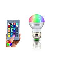 billige LED-smartpærer-Havelys Originale Moderne / Nutidig E26 / E27 3W Strømstik 110/220V 120-240V